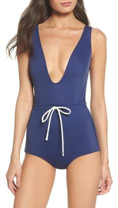 Solid & Striped The Edie One-Piece Swimsuit
