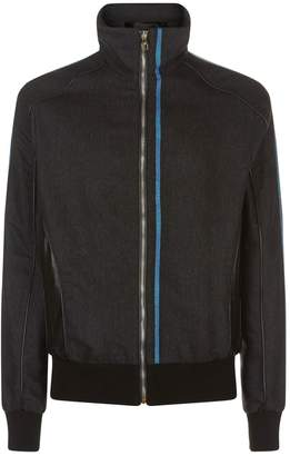Dunhill Wool Bomber Jacket