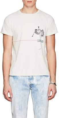 """Remi Relief Men's """"1985"""" Cotton Jersey T-Shirt"""