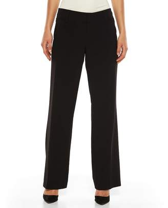 Ab Studio AB Studio Milan Straight-Leg Dress Pants - Women's