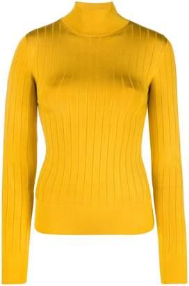 Lanvin ribbed turtleneck sweater