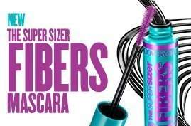 Cover Girl ONLY 1 IN PACK The Super Sizer Fibers Mascara, 810 Black by