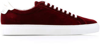 Givenchy Urban Velvet Sneakers