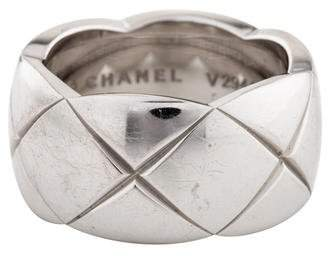 Chanel 18K Coco Crush Ring