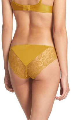 Hanro Fleur Brazillian Panties