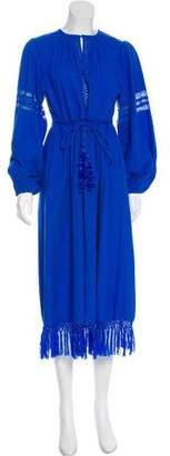 Ulla Johnson Silk Midi Dress w/ Tags