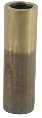DecMode Decmode Rustic 14 X 4 Inch Aluminum Flower Vase