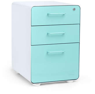 Poppin 3 Drawer File Cabinet