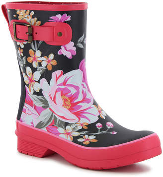 Chooka FASHION Fashion Womens Hilde Rain Boots Waterproof Pull-on