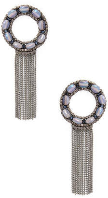 Deepa Gurnani Natura Statement Earrings