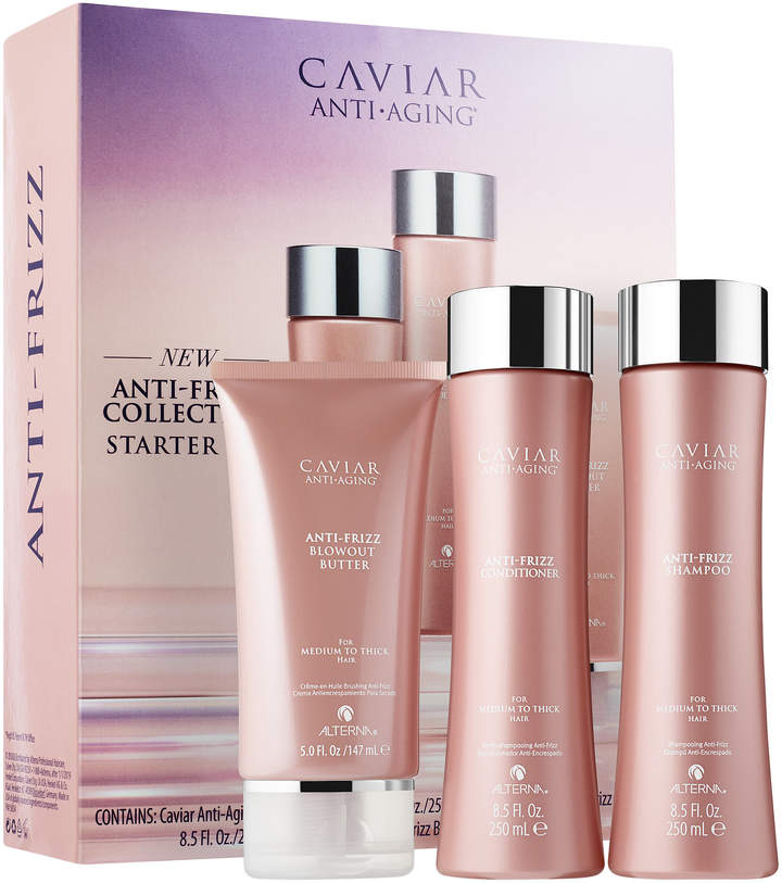 Alterna Haircare ALTERNA Haircare - CAVIAR Anti-Aging Anti-Frizz Collection Starter Kit