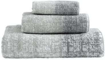 Crossway Fingertip Towel in Silver