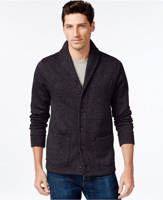 Levi's® Rand Shawl-Collar Cardigan $74.50 thestylecure.com