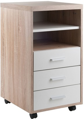 Winsome Kenner Modular 3-Drawer Cabinet