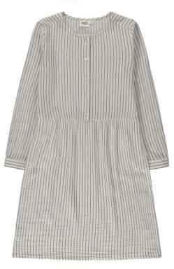 Hartford Sale - Rochefort Buttoned Stripe Dress