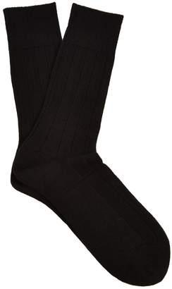 Falke Lhasa wool and cashmere-blend socks