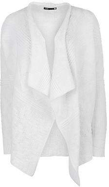 Soul Cal SoulCal Womens Deluxe Waterfall Cardigan Jumper Top Long Sleeve Open Front