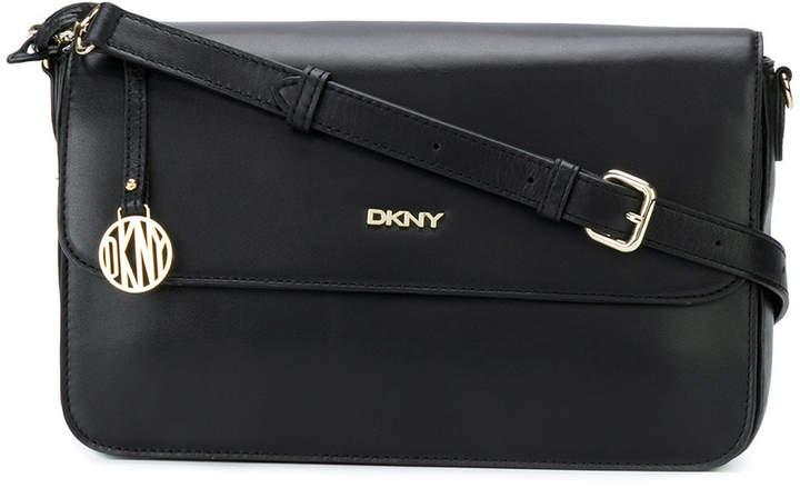 DKNY flap shoulder bag