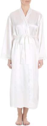 S.O.H.O New York 'Basics' Satin Robe SHS2952E2