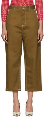 Carhartt Work In Progress Brown Armanda Jeans