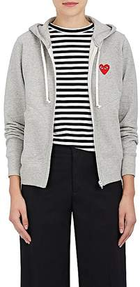 Comme des Garcons Women's French Cotton Terry Hoodie