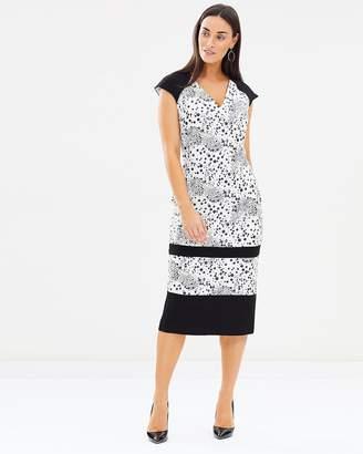 Sonia Block Dress