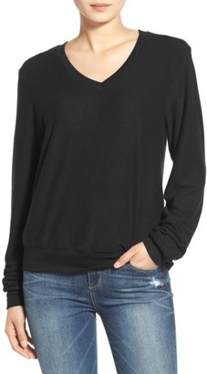 Women's Wildfox V-Neck Pullover