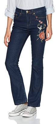 Joe Browns Women's Funky Embroidered Bootcut Jeans