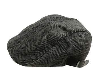 e426a8d7 ACVIP Mens Tweed Winter Ivy Hat Casual Flat Cap