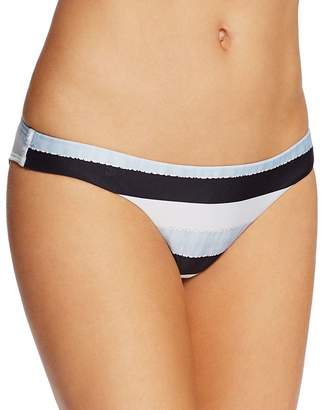 Vix Sea Glass Stripe Bikini Bottom