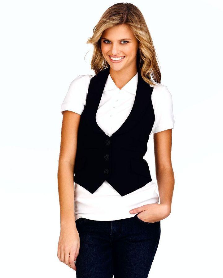 Stoosh halter vest