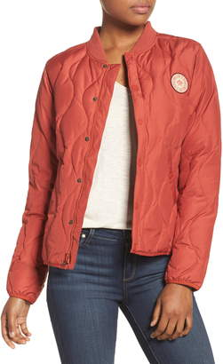 Burton Kiley Quilted Down Insulator Jacket