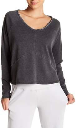Nanette Lepore V-Neck Pullover Sweater