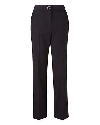 Fashion World Straight Leg Tailored Trouser Short