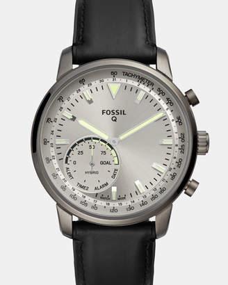 Fossil Q Goodwin Black Hybrid Smartwatch