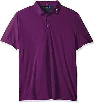 J. Lindeberg Men's Kv Jersey Polo Shirt