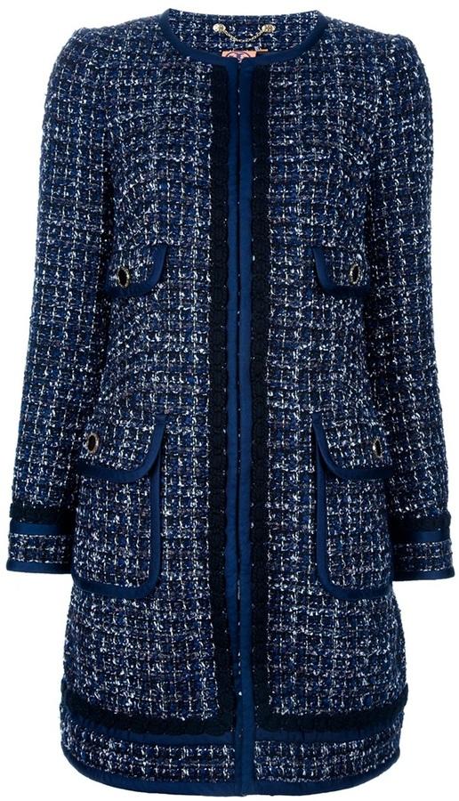 Tory Burch 'Annabelle' coat