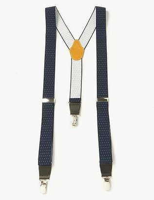 Marks and Spencer Polka Dot Adjustable Braces
