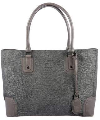 Alice + Olivia Pony Hair Embossed Tote