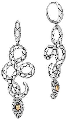 Women's John Hardy Legends Drop Earrings $595 thestylecure.com