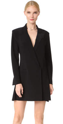 Norma Kamali Blazer Mini Dress $305 thestylecure.com
