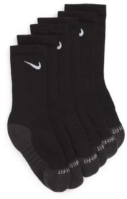 Nike Dry Ultimate Flight 3-Pack Cushioned Crew Socks