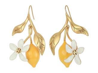 Tory Burch Lemon Drop Earrings