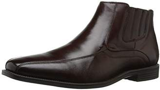 Florsheim Men's Forum Bike Toe Side Zip Chelsea Boot