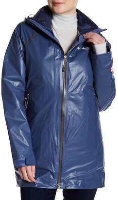 Columbia Outdry Interchange Jacket $280 thestylecure.com