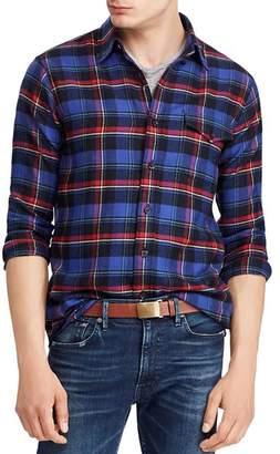 Polo Ralph Lauren Plaid Classic Fit Flannel Shirt