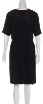 Tocca Silk Midi Dress
