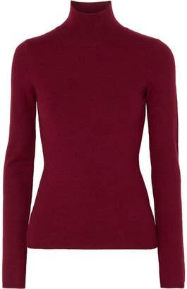 Victoria Beckham Knitted Turtleneck Sweater