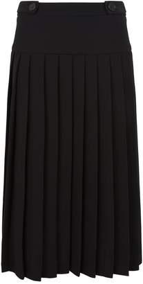 Claudie Pierlot Pleated Skirt