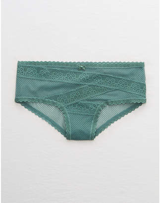 aerie Wraparound Lace Cheeky